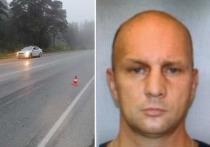 Лысого мужчину разыскивает ГИБДД по подозрению в смертельном ДТП с велосипедистом в Новосибирске