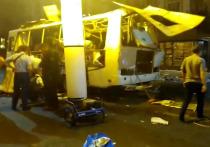 Возможную причину мощного взрыва в автобусе в центре Воронежа озвучил мастер по установке газово-баллонного оборудования