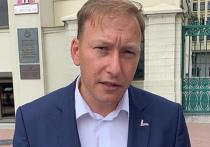 В Белоруссии в четверг вечером задержали экс-кандидата в президенты страны Андрея Дмитриева