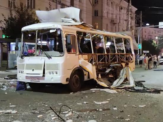 Специалист оценил последнюю версию взрыва автобуса в Воронеже