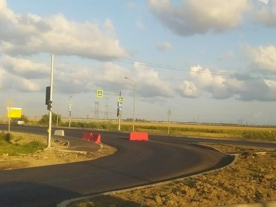 На трассе Новороссийск – Керчь возобновили движение транспорта