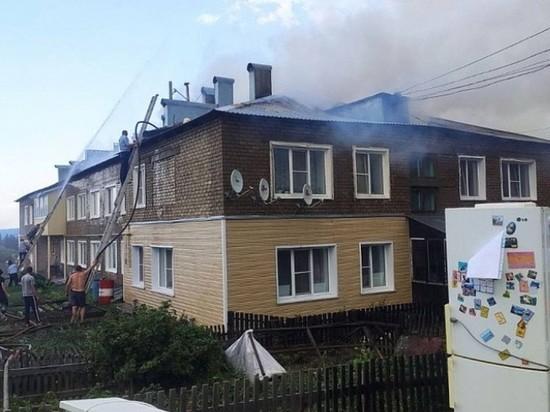 На восстановление домов после пожара в Нолинске потратят 7 миллионов