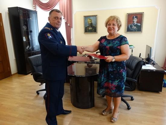 Совет ветеранов курских спасателей и региональное отделение ВДПО договорились о сотрудничестве