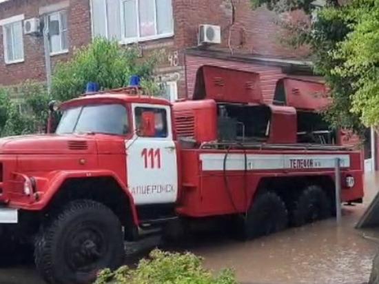 Вызвавший потопы на Кубани циклон ослабевает