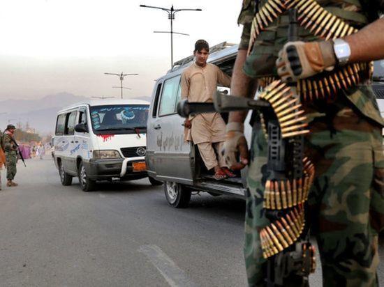 Талибы обратились к гражданам Афганистана с призывом сохранять спокойствие