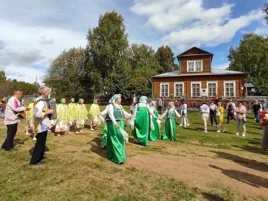 В Кировской области на широкую ногу отпраздновали 40-летие музея в Рябово