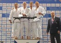 Дзюдоист из Черногорска победил на Всероссийских соревнованиях