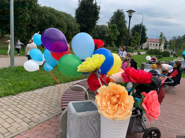 В Пскове прошёл марафон для детей с ограниченными возможностями, фото-2