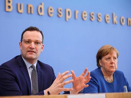Германия: Критика карантинной политики правительства