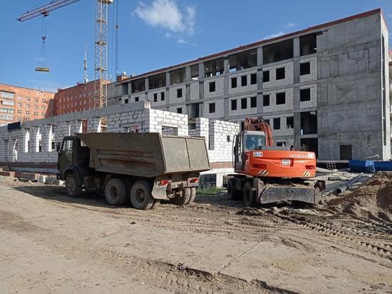 В Курске в конце сентября начнет работать инфекционный госпиталь