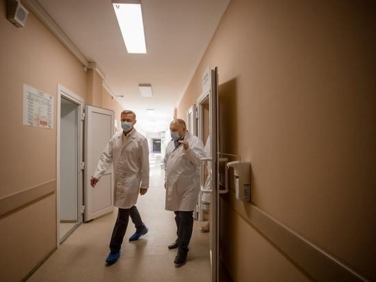 В Курске реконструированный сосудистый центр скоро начнет принимать пациентов