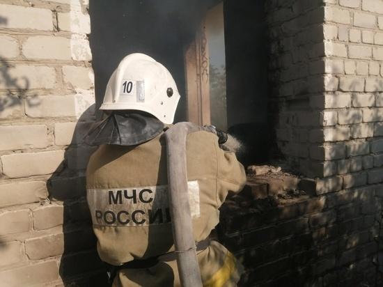 За минувшие сутки в Курской области произошли более 30 пожаров