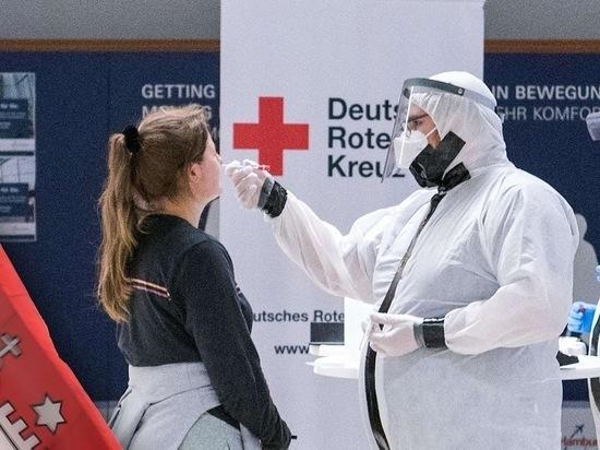 Германия: Невакцинированные будут платить за тесты
