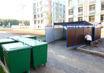 Защищать мусорные баки возле своих домов от притязаний жильцов других ЖК и от работников магазинов начали некоторые жители Московской области