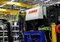 На Кубани более чем на пятьдесят процентов выросло производство зерноуборочных комбайнов
