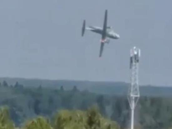 Иностранцы в Сети восхитились экипажем разбившегося Ил-112В
