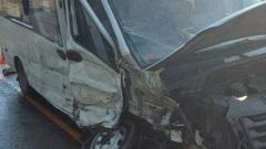 В Ивановской области костромской автобус с пассажирами попал в крупное ДТП