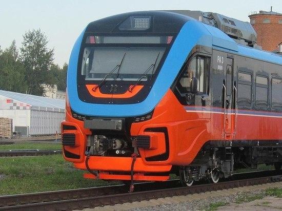 С 1 сентября в Курской области станут работать рельсовые автобусы РА-3