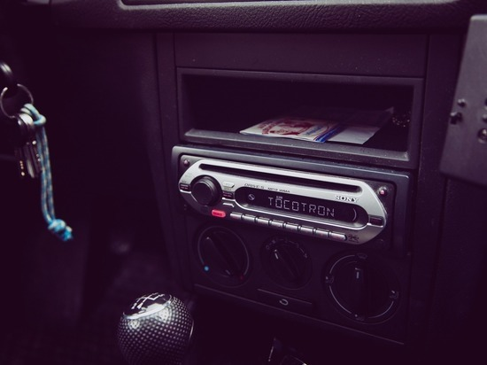 Курские полицейские раскрыли кражу акустической системы из авто