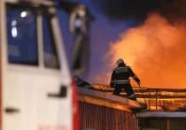 Во вторник, 17 августа, около 20 часов вечера пожар начался в Кировском районе Волгограда