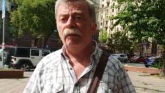 Друг писателя Лаврова рассказал о нападении на него собаки Полицеймако: видео