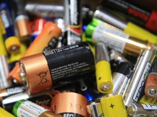 """""""Экомоны"""": отработанные батарейки везут из Крыма в Челябинск"""