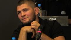 Хабиб Нурмагомедов преодолел себя и назвал лучших бойцов MMA