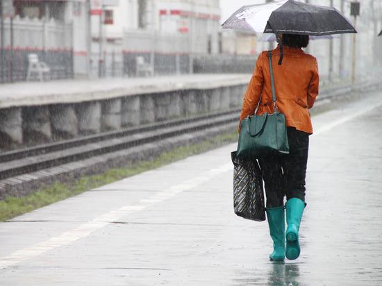 На Москву идет холодный фронт: погода ухудшится