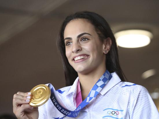 Гимнастка объяснила свой успех на Олимпиаде в Токио