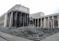 28-летний охранник библиотеки имени Ленина подозревается в том, что избил двух посетителей в ходе конфликта