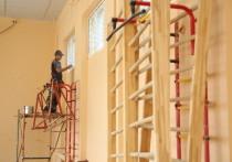 В школах Волгоградской области продолжают совершенствовать спортивную инфраструктуру