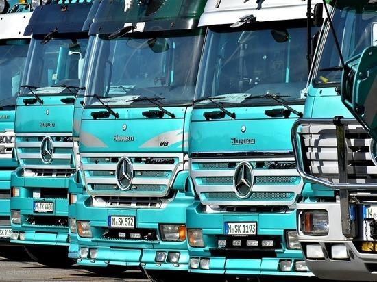 Германия: Немецкие дальнобойщики отключают системы фильтрации выхлопов