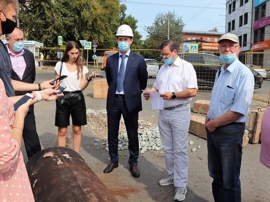 Общественники проинспектировали ход реконструкции тепловых сетей Кирова