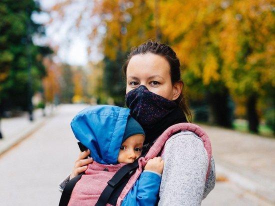 В Курске восьмидневный ребенок заболел коронавирусом COVID-19