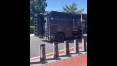 """Центр Вашингтона оцепили из-за """"мужчины с бомбой"""": требует отставки Байдена"""