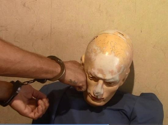 В Курской области мужчина убил своего знакомого ударом кулака