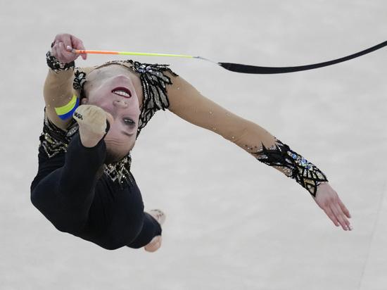 На Украине обвинили Россию в провалах украинских гимнасток