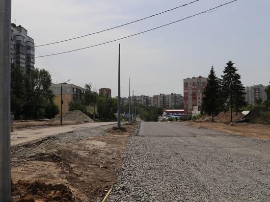 23 августа в Курске откроют движение по улице Бойцов 9-й дивизии