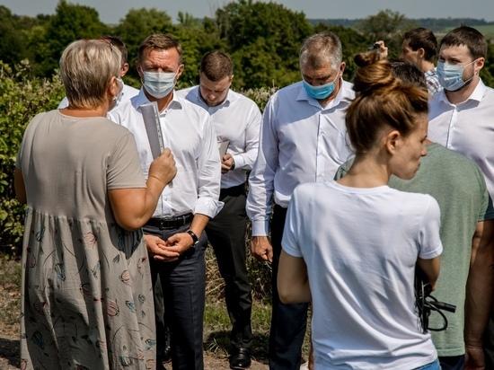 В Курской области приостановлена работа завода «Белсахар»