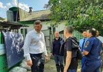 В Крымском районе подтопило 55 дворов и 30 домов