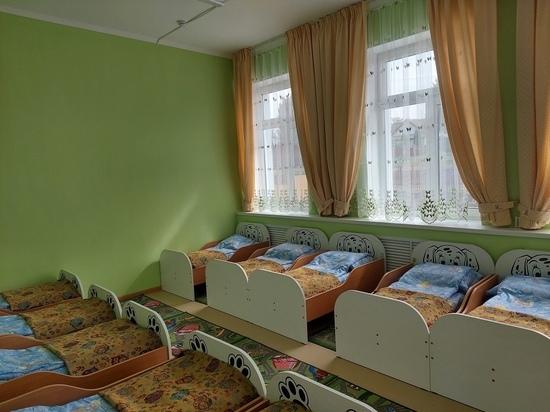 В курской Пристени в детском саду «Сказка» появились ясельные группы