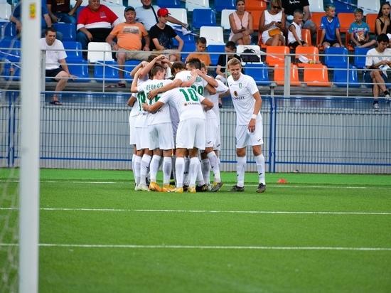 В выездном матче «Томь» в гостях одержала победу над «Нефтехимиком»