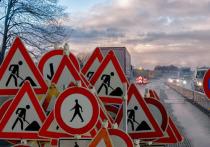 Подрядчик проводит работы: лужи в ямах на новых тротуарах прокомментировали в администрации Ноябрьска
