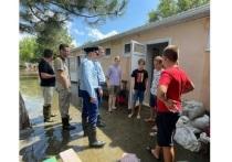В мэрии Анапы рассказали о состоянии детей затопленного лагеря