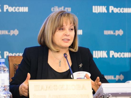 «Конь не валялся»: Памфилова снова раскритиковала подготовку к выборам в Петербурге