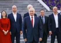 Путин надеется на успех «Единой России» на сентябрьских выборах в Госдуму