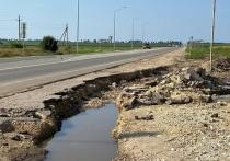 В Анапе защитят от подтоплений участок федеральной трассы и посёлок Виноградный
