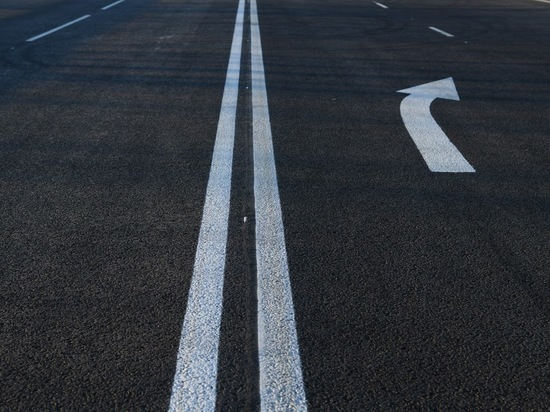 Дорогу к селу в Волгоградской области построили раньше срока