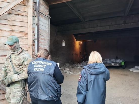 В Следственном комитете Томска рассказали подробности о похищенном мужчине в гараже