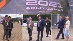 """Парк """"Патриот"""" тщательно подготовился к торжественному открытию АрМИ-2021: видео"""